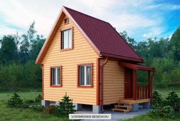 Садовый дом №6