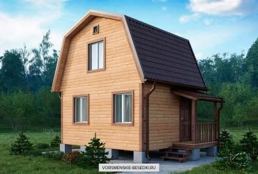 Садовый дом №10