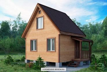 Садовый дом №7