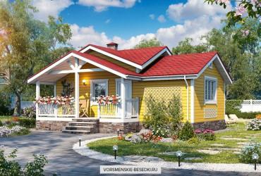 Садовый дом №22